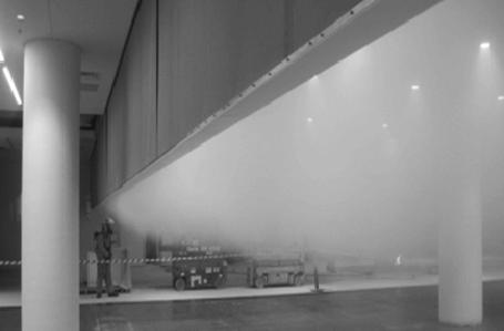 מסך אש לחללים גדולים8