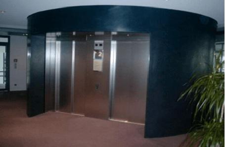 מסך אש למעליות7