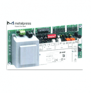 מערכת פיקוד דגם RZN-04 זרם 4A תוצרת D+H גרמניה