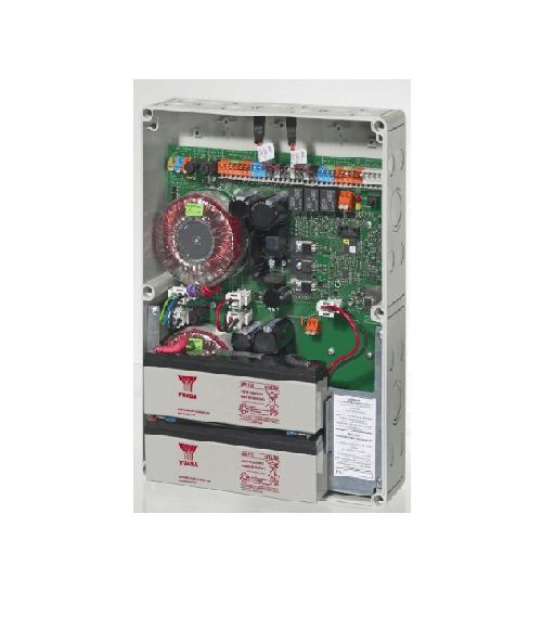 מערכת פיקוד דגם SHEV-6 זרם 6.0A תוצרת ®SIMON PROtec