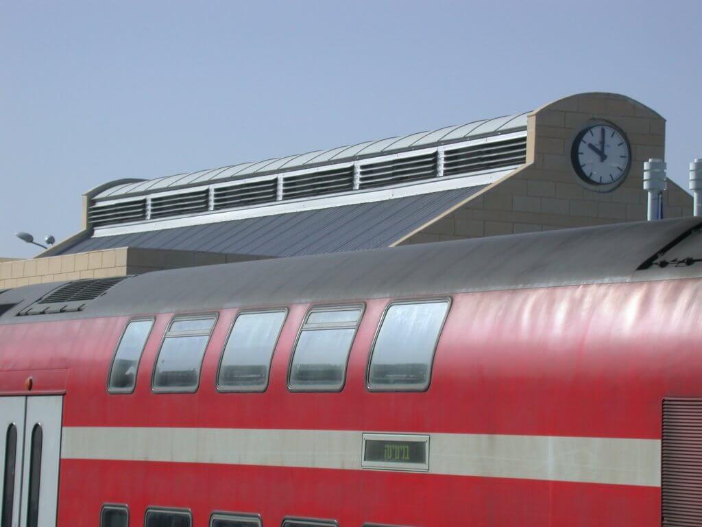 4_Ashdod_Train