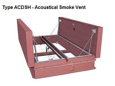 פתחים לשחרור עשן תוצרת בילקו