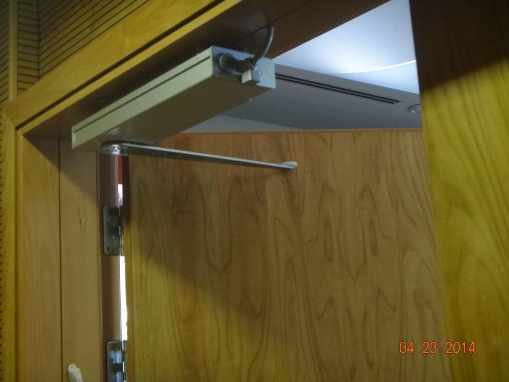 door opening actuator EA-KL²-T-50