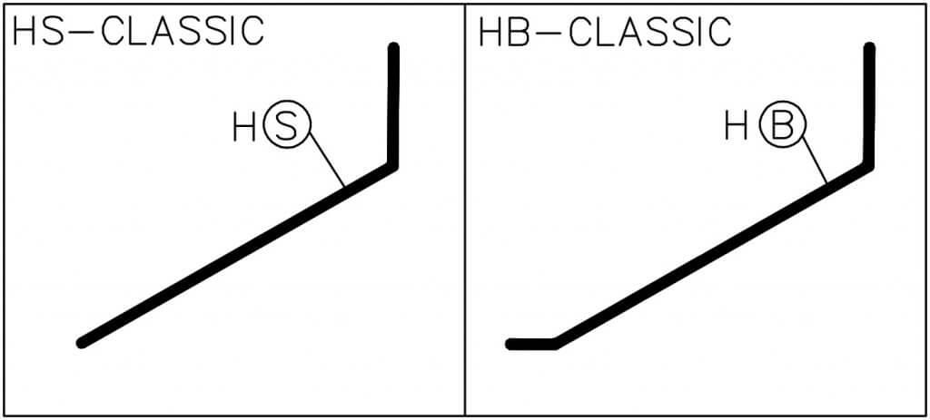 תקרתי HB HS