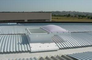 חלון גג פתיחה אופקית תוצרת TelForm איטליה