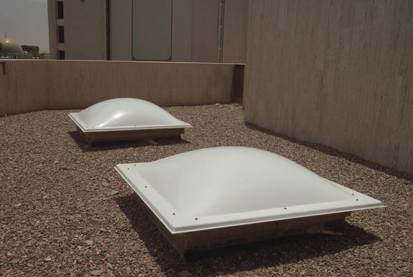 חלונות גג אקוסטיים