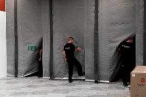 מעבר אדם - 3 יציאות