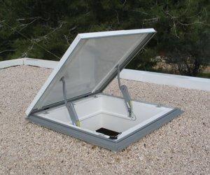 חלונות גג לפינוי עשן SRDW